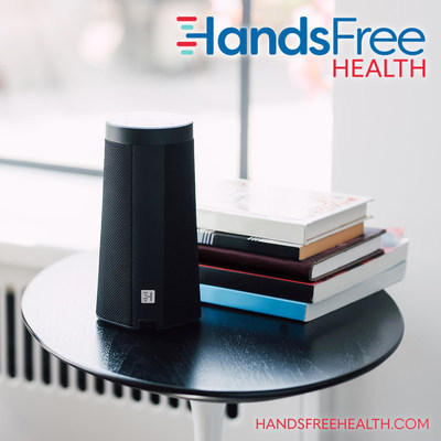 HANDSFREE HEALTH SUPPORTS A SMART HOME TO HELP AMERICANS AGE-IN-PLACE. HandsFree Health's WellBe provides seniors with a secure, HIPAA compliant, voice-enabled virtual assistant