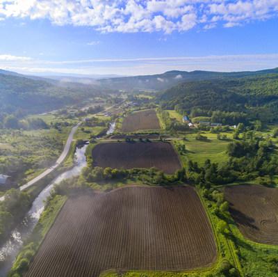 Sunsoil Farm located in Hardwick, VT