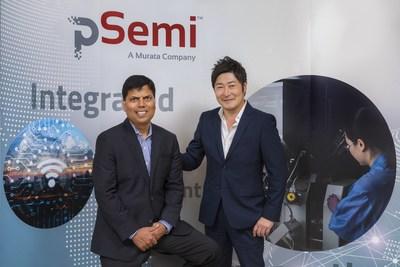 pSemi宣布新的组织架构