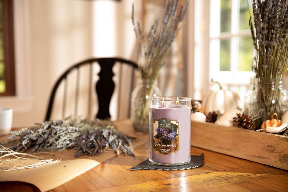 Introducing the Farmers Market™ Collection by Yankee Candle®