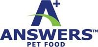 (PRNewsfoto/ANSWERS Pet Food)