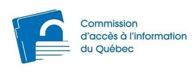 Logo : Commission d'accès à l'information du Québec (Groupe CNW/Commission d