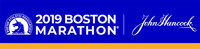 The 2019 Boston Marathon Set an All-time Fundraising Record (CNW Group/John Hancock)