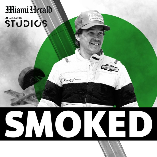 "The extraordinary life of Randy Lanier is the focus of ""Smoked,"" a six-part podcast by the Miami Herald and McClatchy Studios"