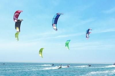 Kite-Surfing-Competition (PRNewsfoto/Jeddah Season)