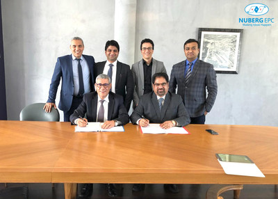 Nuberg EPC signs contract to deliver Chlor-Alkali Plant in Morocco