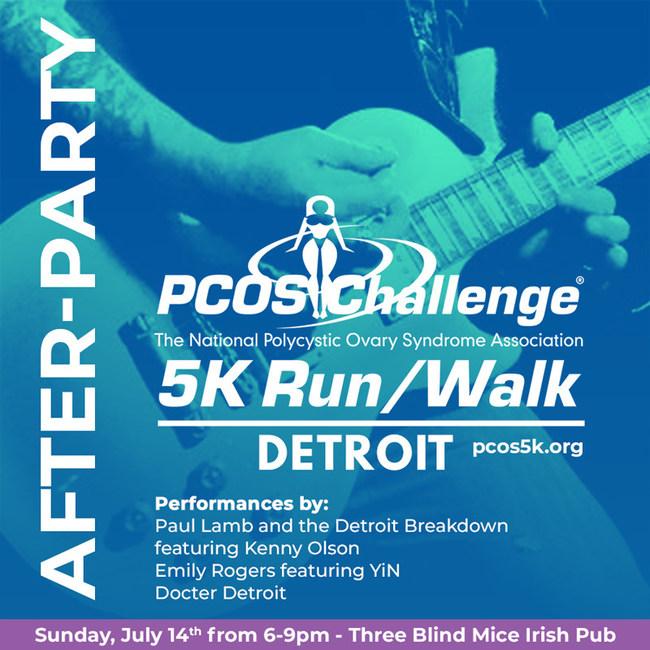 Detroit PCOS Challenge 5K After-Party