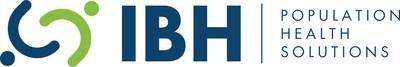 IBH: Population Health Solutions (PRNewsfoto/IBH)