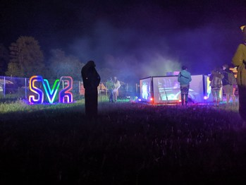 Soundscape SVR left music fans at the recent Sonic Bloom festival in awe of their social & musical metaverse. Soundscape VR can be found on Oculus Home and Steam, and downloaded for free for Oculus Rift, HTC Vive, and the Valve Index.