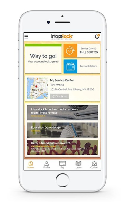 Intoxalock Phone Number >> Intoxalock Launches New Mobile App In Response To Customer