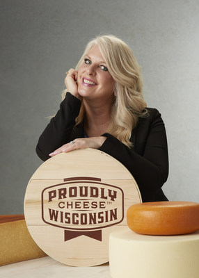Suzanne Fanning, Chief Marketing Officer for Wisconsin Cheese and Senior Vice President for Dairy Farmers of Wisconsin is praised for strategic thinking and creative consumer marketing campaigns that have revolutionized how people think about Wisconsin Cheese.
