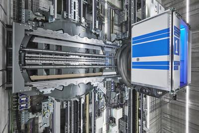 展望未来交通:蒂森克虏伯展示无绳电梯MULTI