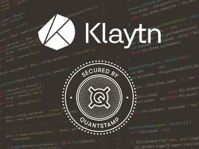 Quantstamp, empresa de seguridad de cadenas de bloques respaldada por Y Combinator, una aceleradora de startups, ha finalizado su auditoría de contratos inteligentes para Klaytn, la plataforma de cadenas de bloques creada por Kakao, construida por GroundX, una subsidiaria de Kakao.