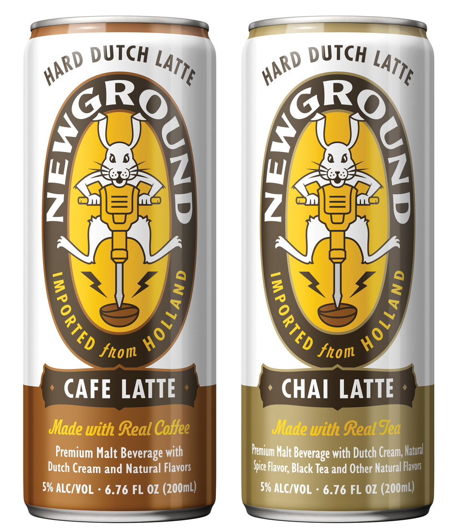 Newground Launches Premium Hard Dutch Lattes