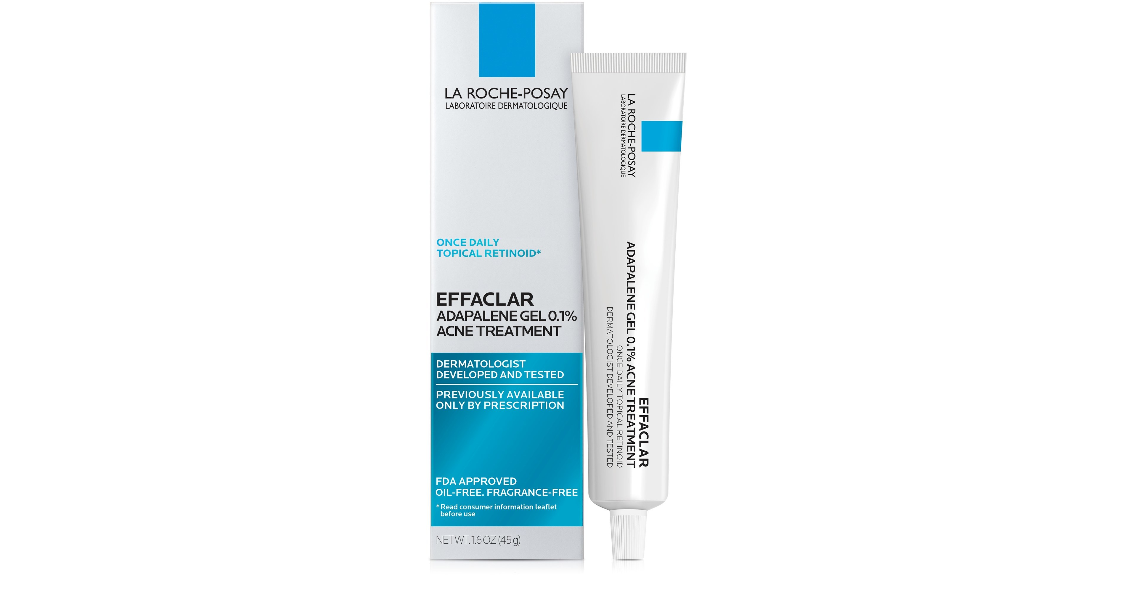 La Roche-Posay Changes The Face Of Acne With Latest FDA