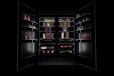 JennAir® Column Refrigeration (staged, interior) (CNW Group/JennAir Canada)