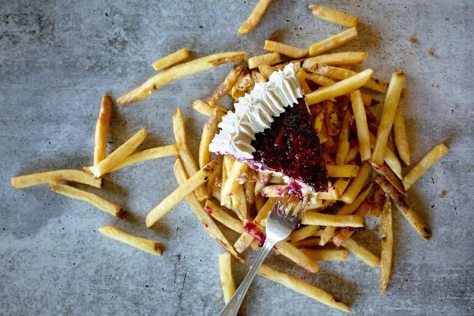 pies on fries