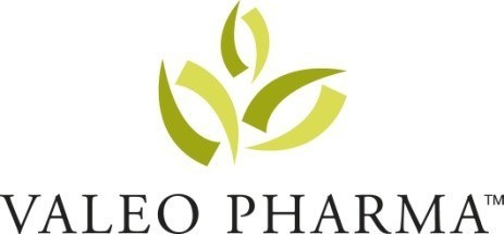 Logo: Valeo Pharma (CNW Group/Valeo Pharma inc.)