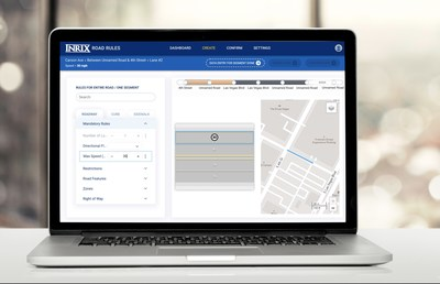 INRIX Expands AV Platform for Cities to Manage Roadways, Curbs and Sidewalks