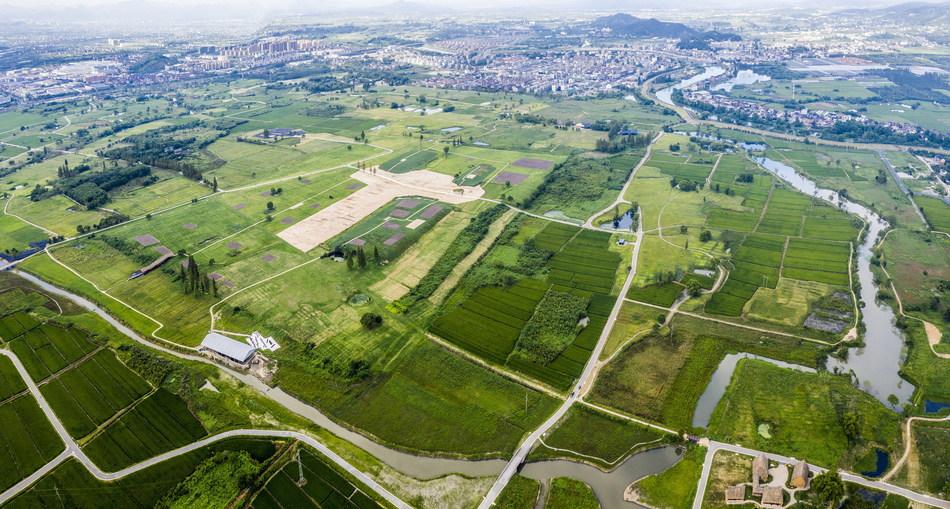 Liangzhu Ancient City Site Park