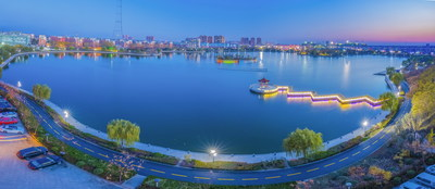 Beihai Park, a cultural scenic spot