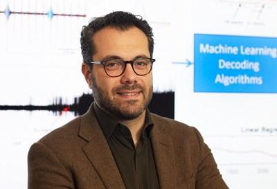 Dr. Zanos at the Feinstein Institutes