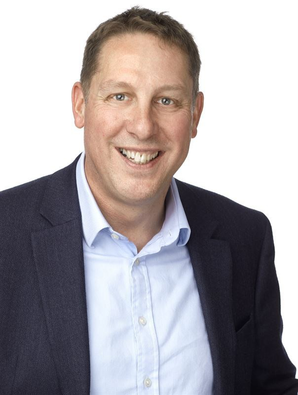 Richard Bentley, new Chief Product and Engineering Officer, Calypso