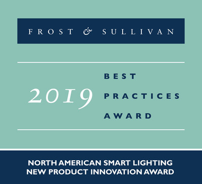 2019 North American Smart Lighting New Product Innovation Award