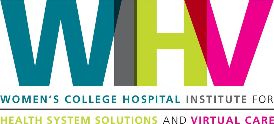 Women's College Hospital Institute for Health System Solutions and Virtual Care (WIHV) (CNW Group/Ontario Centres of Excellence Inc.)