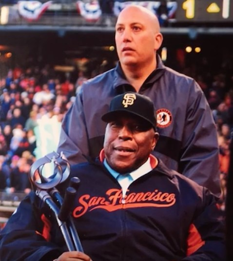 VIDSIG Founder Jeff Dudum Created VIDSIG to Help His Late Godfather, Willie McCovey, Earn Income After Losing the Use of His Legs