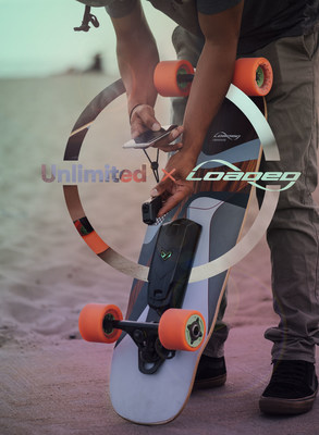 Loaded Boards Announces Launch of Electric Skateboard Brand Unlimited x Loaded in Partnership with Unlimited Engineering