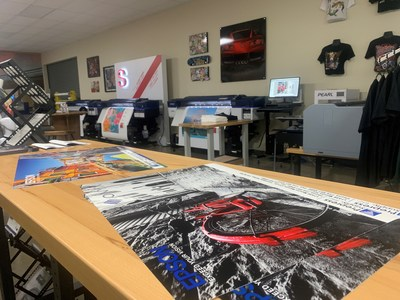 The Epson Certified Solution Center located at Prepress Supply will showcase the comprehensive portfolio of Epson printing solutions, including the full suite of SureColor production equipment and extensive print samples and applications.