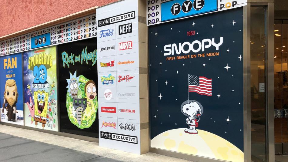 FYE's San Diego Comic Con Pop-Up Shop is Now Open