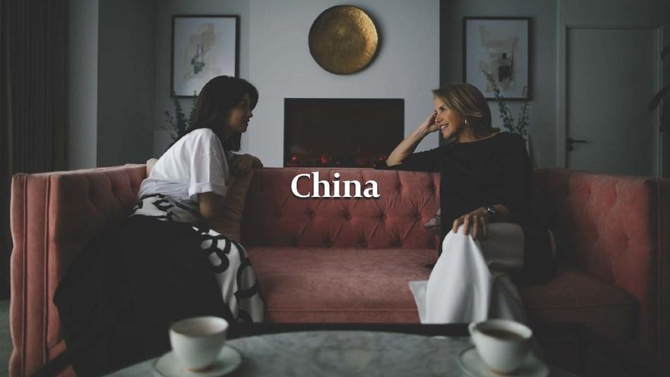 Timelines – Shanghai | Katie Couric x SK-II - https://www.youtube.com/watch?v=V-AeLFJtp_A