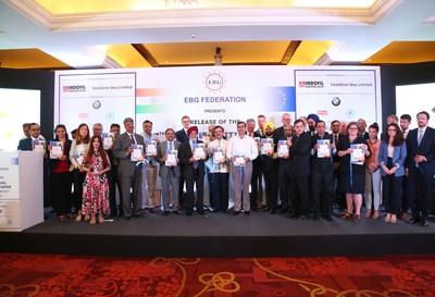 EBG Federation Annual Position Paper Release, 2019 (PRNewsfoto/EBG Federation)