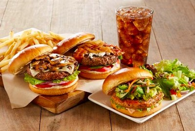 Bj S Restaurant Brewhouse Introduces Three Burger Flavors
