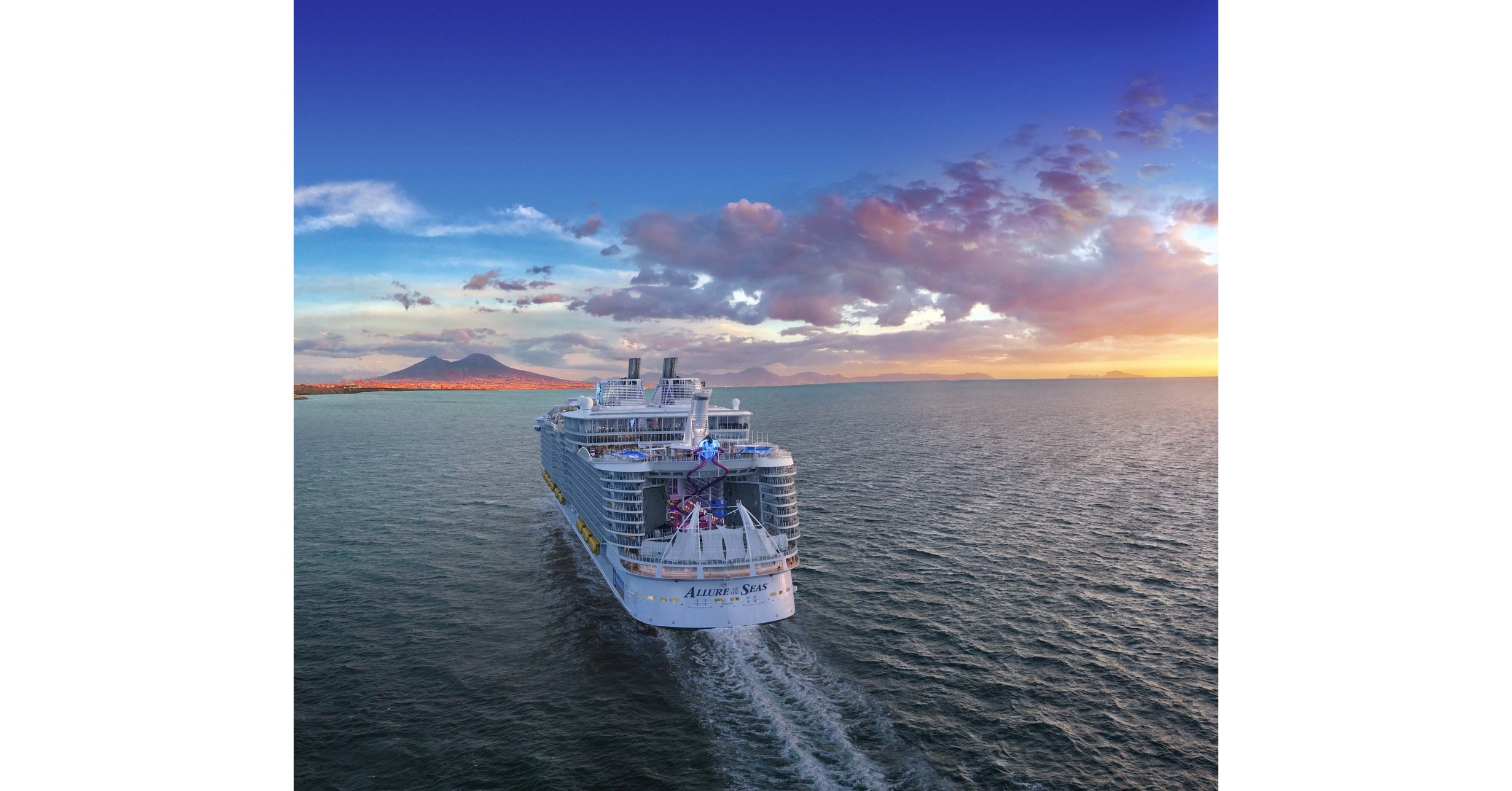 New, Amplified Adventures On Royal Caribbean's Allure of the