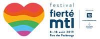 Logo: Montréal Pride Festival (CNW Group/Montréal Pride Celebrations)