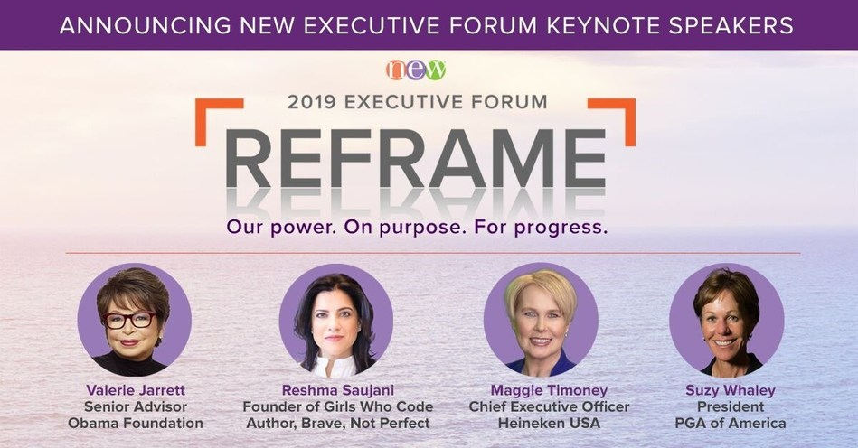 Announcing New Executive Forum Keynote Speakers