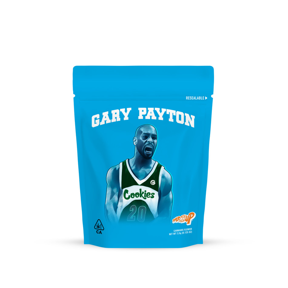 """Gary Payton"" by Cookies"