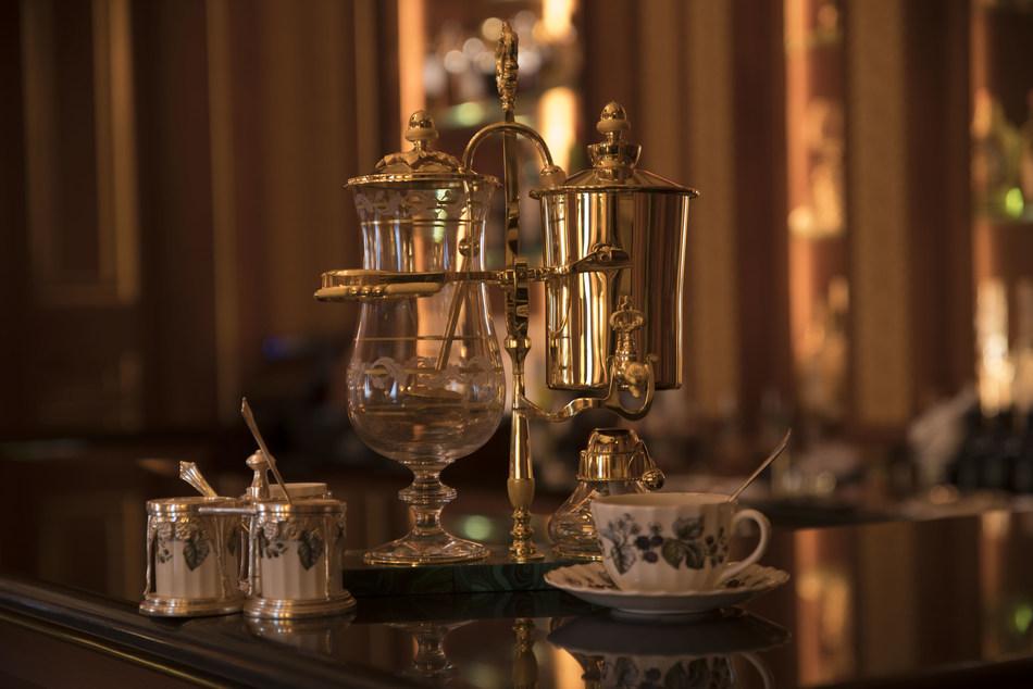 An objet d'art for luxury interiors.