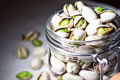 Study Finds Eating Pistachios May Help Reduce Damage to DNA