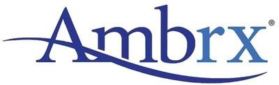 Ambrx Logo (PRNewsfoto/Ambrx Inc.)