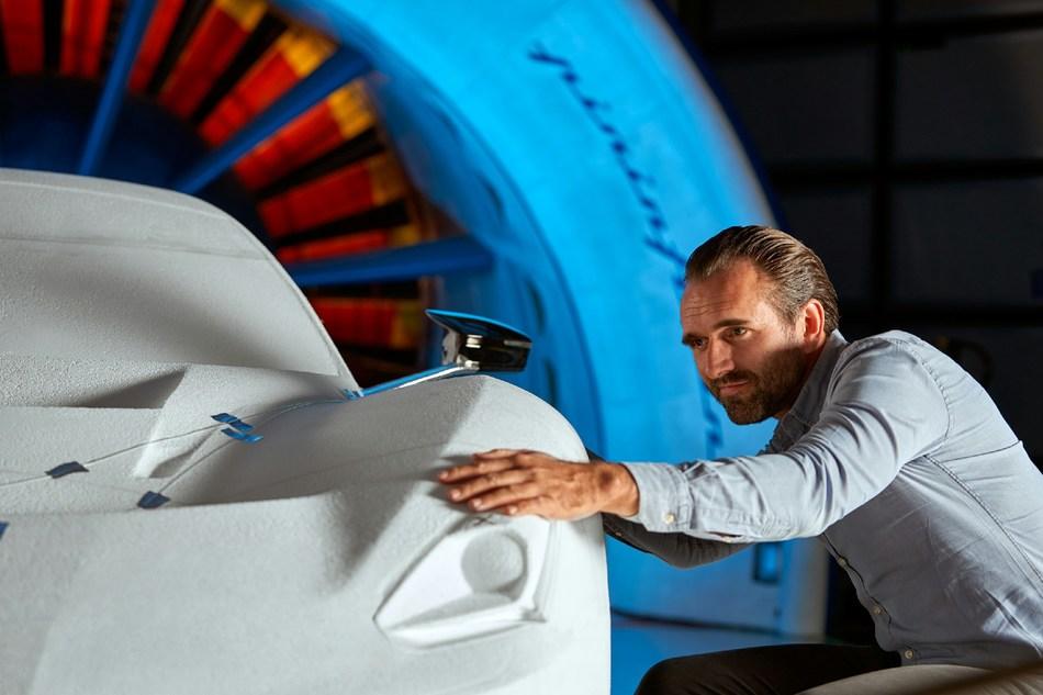 Rene Wollmann- Sports Car Programme Director (PRNewsfoto/Automobili Pininfarina)