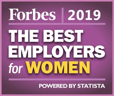 DSW Ranks 27 on Forbes Best Employers for Women 2019 List