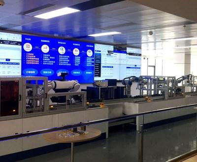 El primer proyecto de cadena de suministros inteligente de XCMG aprueba las pruebas nacionales de aceptación