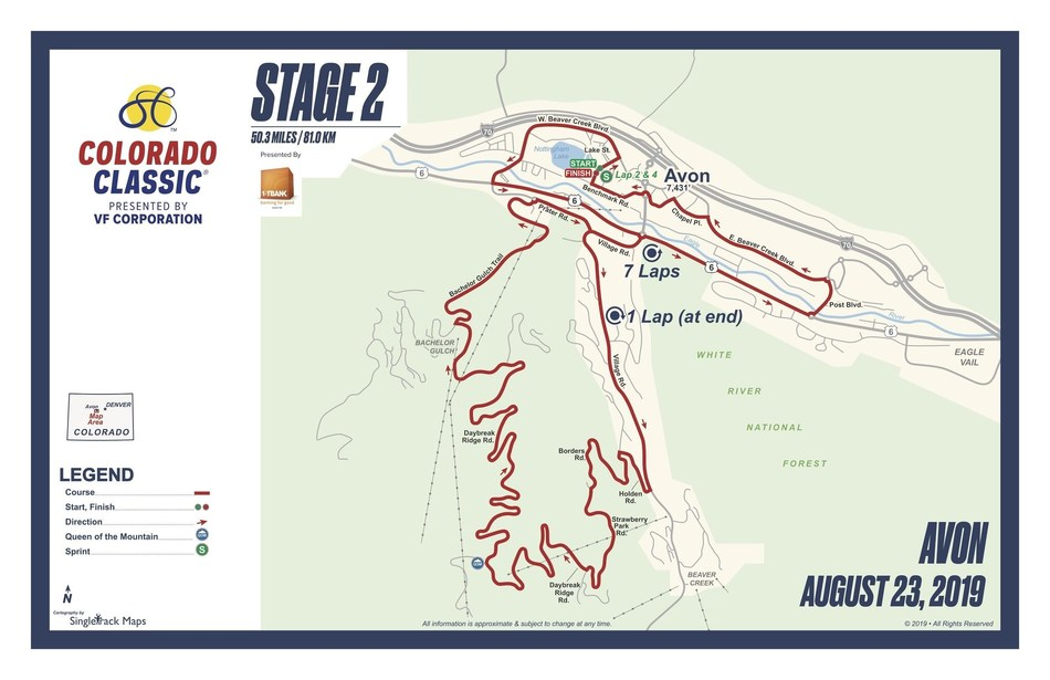 Stage 2 - Avon presented by FirstBank - August 23