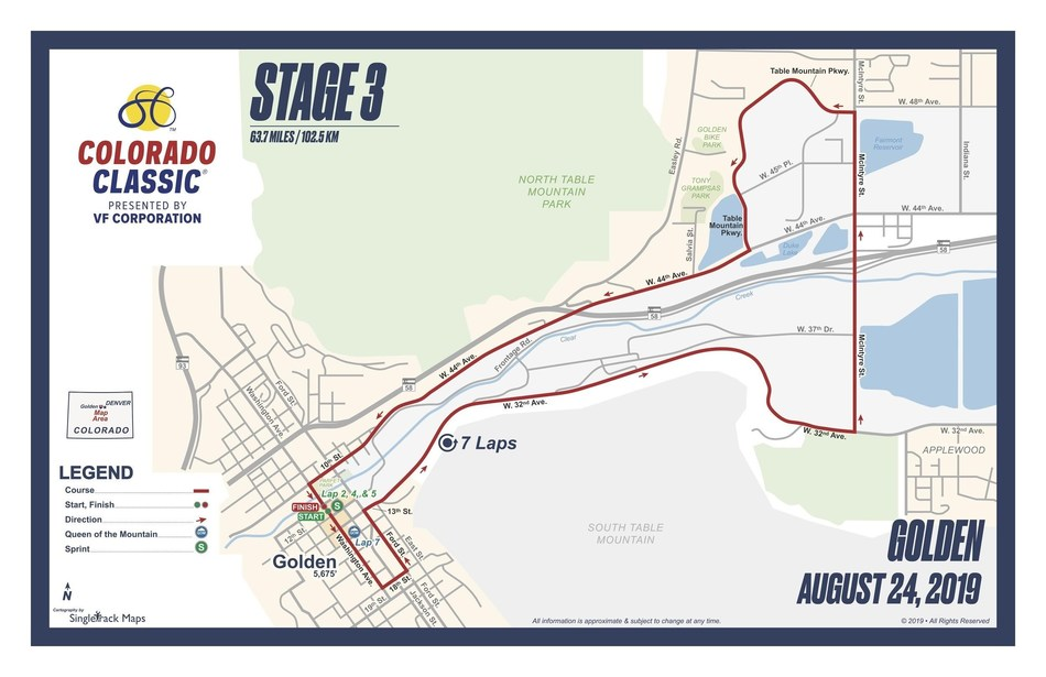Stage 3 - Golden - August 24