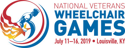 National Veterans Wheelchair Games Logo