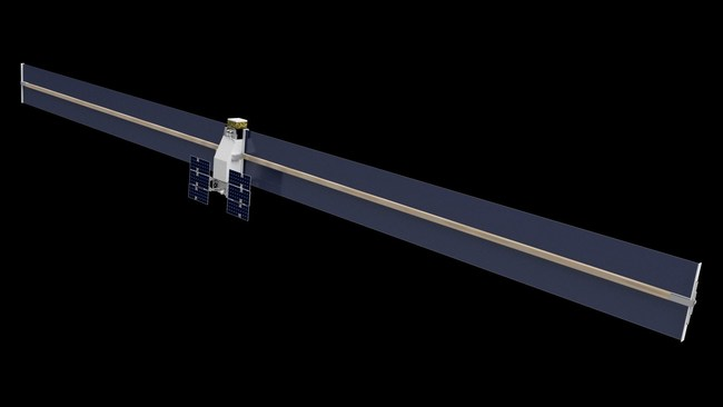 Through a private-public partnership with NASA, Made In Space, Inc. will demonstrate the ability of a small spacecraft, called Archinaut One, to manufacture and assemble spacecraft components in low-Earth orbit. Archinaut One is expected to launch on a Rocket Lab Electron rocket from New Zealand no earlier than 2022. Once it's positioned in low-Earth orbit, the spacecraft will 3D-print two beams that extend 32 feet (10 meters) out from each side of the spacecraft. As manufacturing progresses, each beam will unfurl two solar arrays that generate up to five times more power than traditional solar panels on spacecraft of similar size.